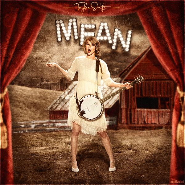 Taylor Swift Mean Fanmade Cover By Jbql Taylor Swift Taylor Swift Speak Now Taylor Swift Music