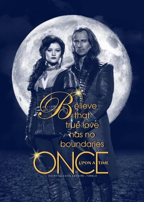 Belle & Rumple (Not true though!)