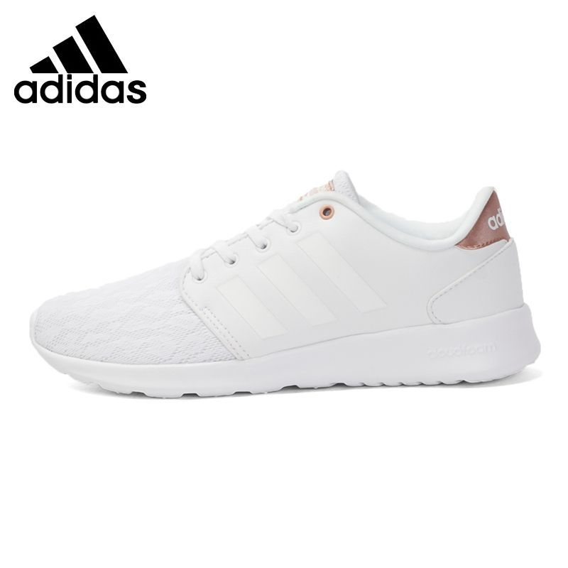 new style ad80a 61d77 ... Original New Arrival 2017 Adidas NEO Label Cloudfoam Daily Qt Lx W  Womens Skateboarding Shoes Sneakers ...