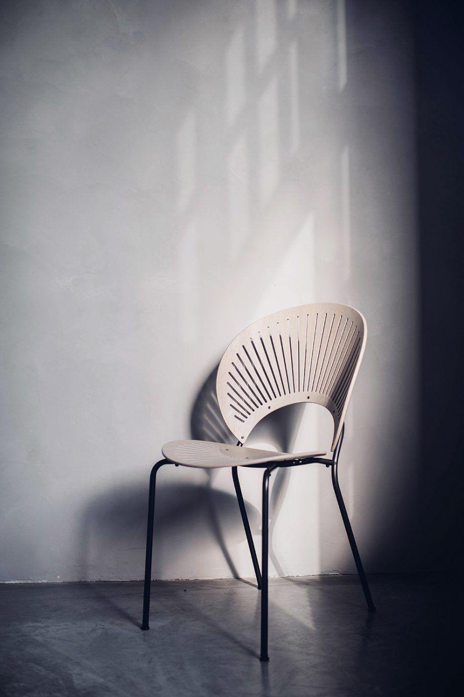 Concrete interiors grey oak steel frame trinidad interior design photo also pin by inna nikitina on to draw pinterest chair rh