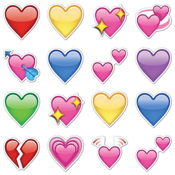Emoticones De Whatsapp Corazones Png Buscar Con Google