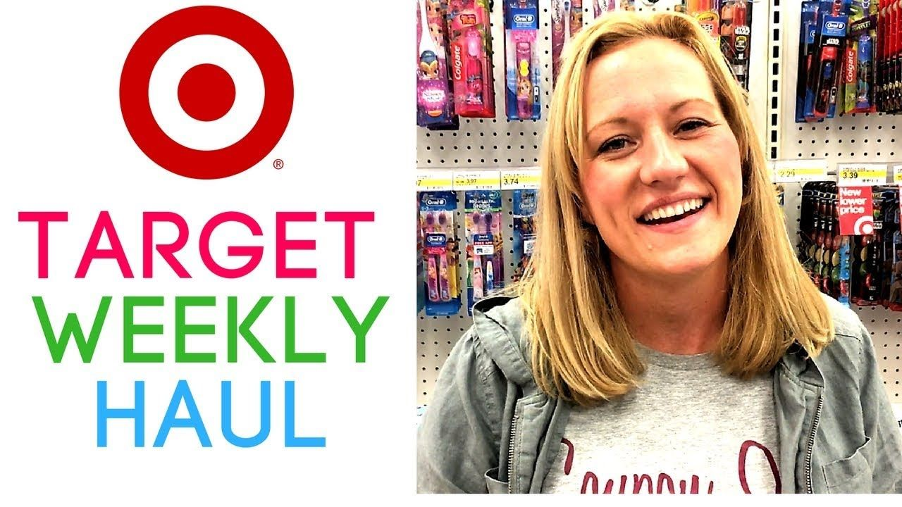 TARGET Couponing Weekly Video (10/0110/07) Excellent