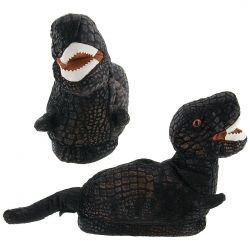 ce0fd5e21a8 Cool Dinosaur Slippers For Children And Adults