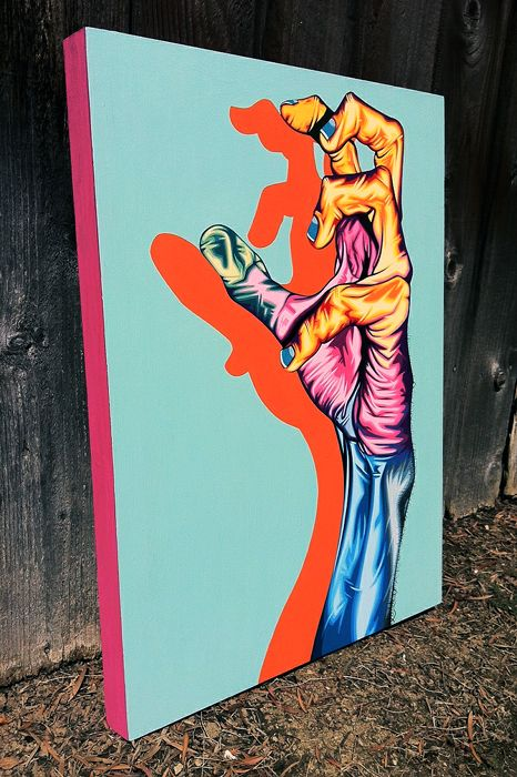 Die besten 25 graffitimalerei ideen auf pinterest - Graffiti ideen ...