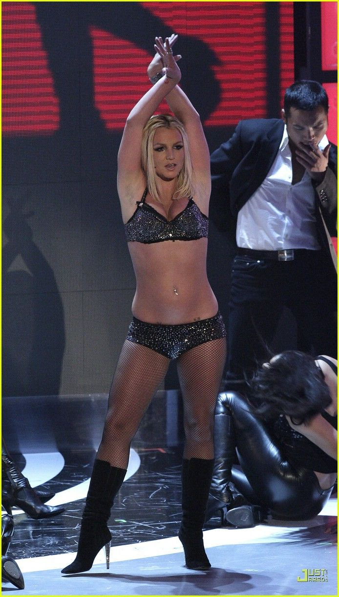 Gimme More Mtv Vma 2007 Britney Spears