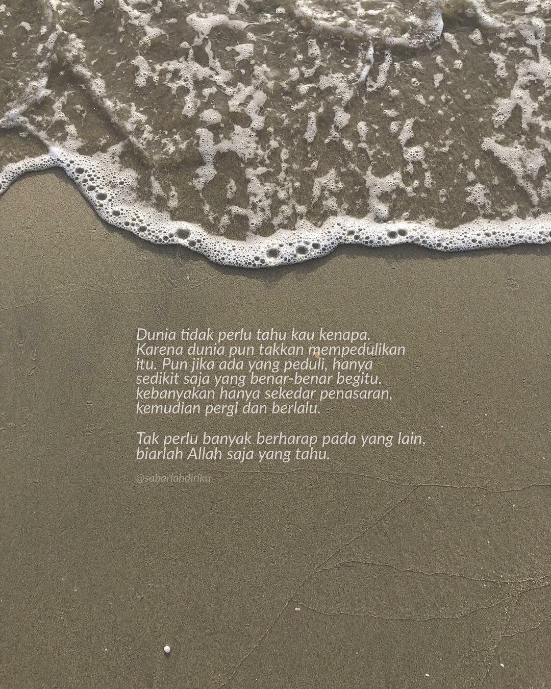 Pin Oleh Qaseh Iman Di Iloveislam Kutipan Terbaik Kutipan