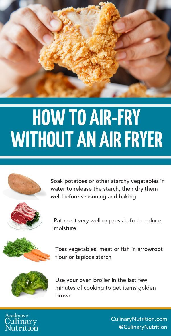 Air Fryers Are They Healthy? (With images) Food drink