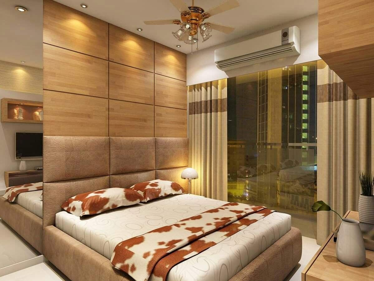 3bhk Interior Design Package Mumbai Interior Design For 3bhk Flat In Thane Modern Bedroom Design Dining Room Design Modern Interior Design Magazine