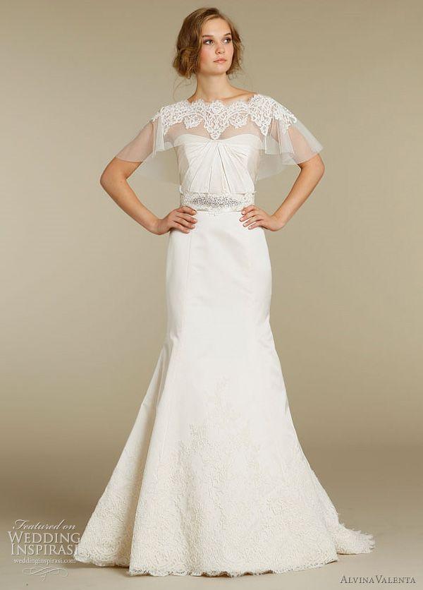 Alvina Valenta Wedding Dresses Spring 2012 | Gowns, Wedding dress ...