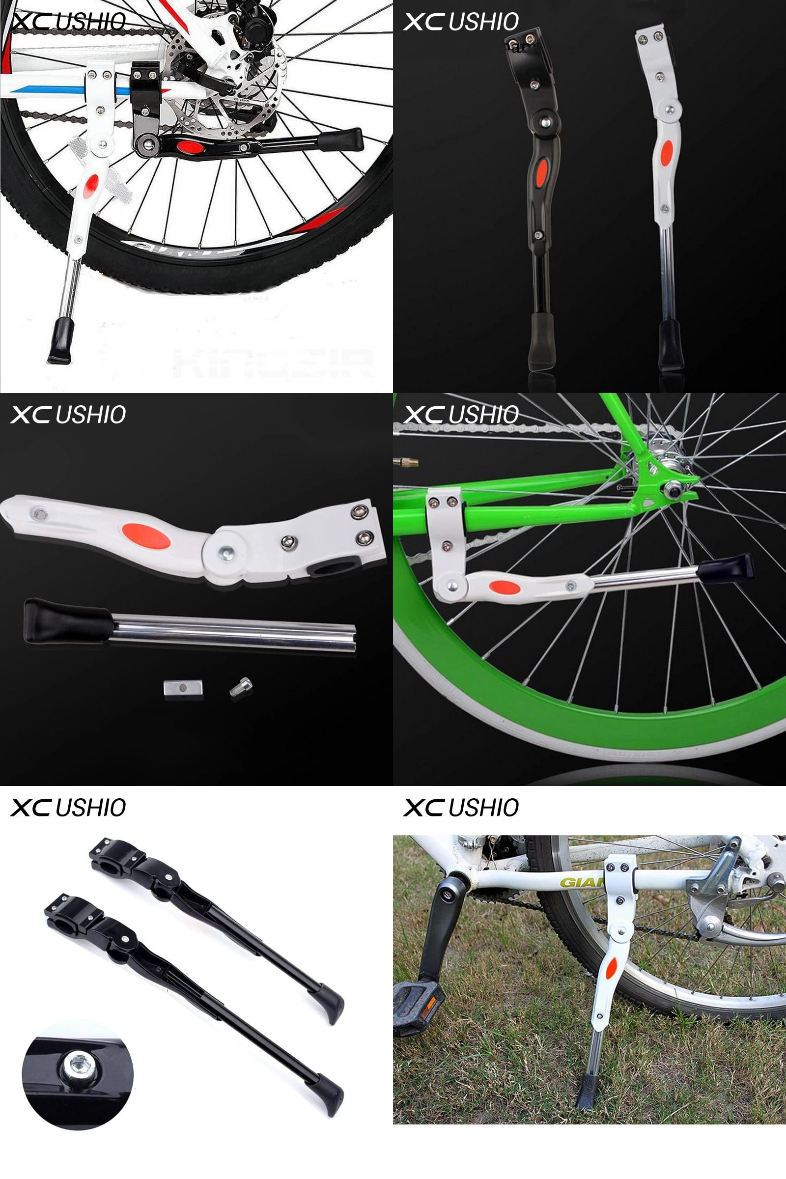 Visit To Buy 1 Piece Aluminium Bicycle Kickstand High Strength