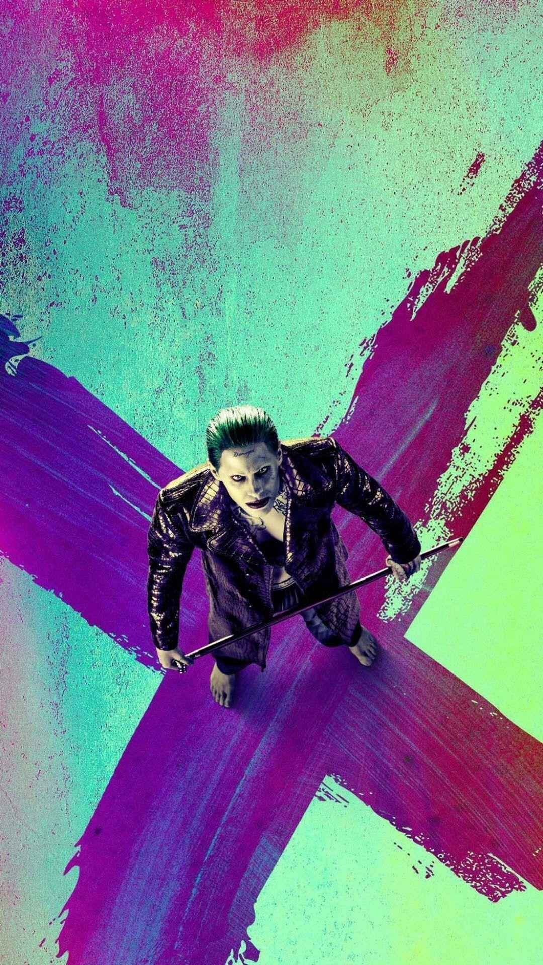 Joker Purple And Green Wallpaper Home Screen Joker Hd Wallpaper Joker Wallpaper Joker Hd