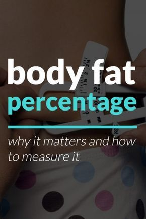 Knowing how much body fat you have is important for your weight loss journey. In this article, we cover how to measure body fat along with comparison pictures.