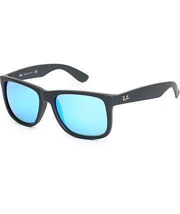 f3f98e03db Ray-Ban Justin Blue Mirror Sunglasses