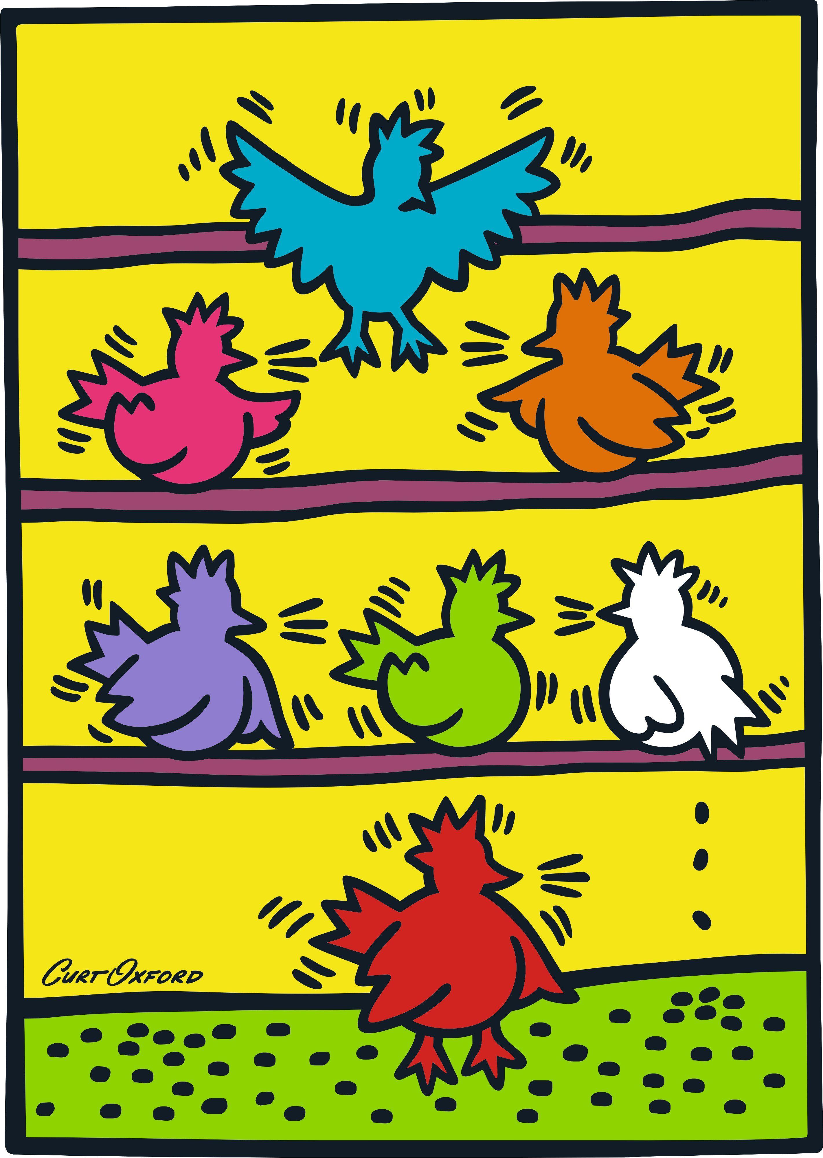 Roosting Chickens b7dfe1c3c