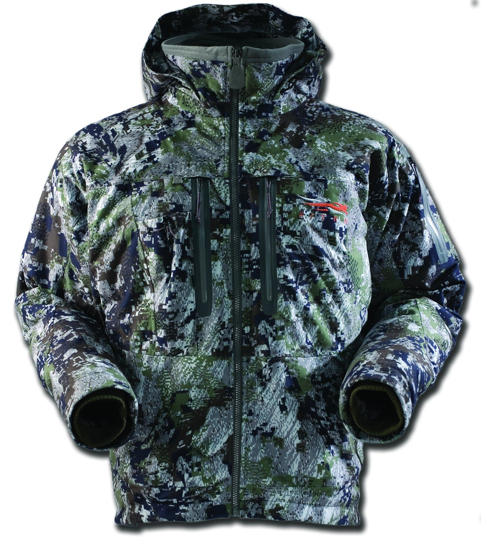 5f1c0f6c661 Amazon.com   Sitka Gear Men s Incinerator Insulated Jacket   Camouflage Hunting  Apparel   Sports   Outdoors