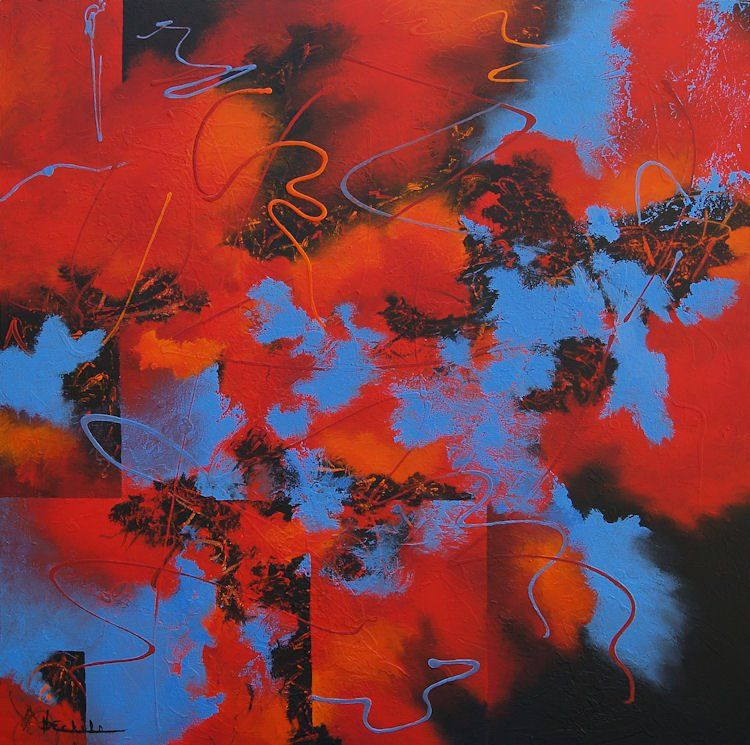 Nancy Eckels Abstracts  Effervescence
