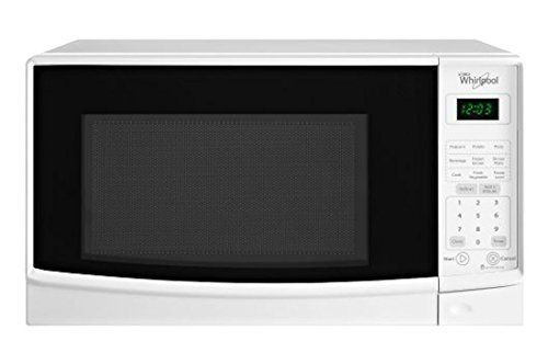 Whirlpool Wmc10007aw 0 7 Cu Ft White Countertop Microwave