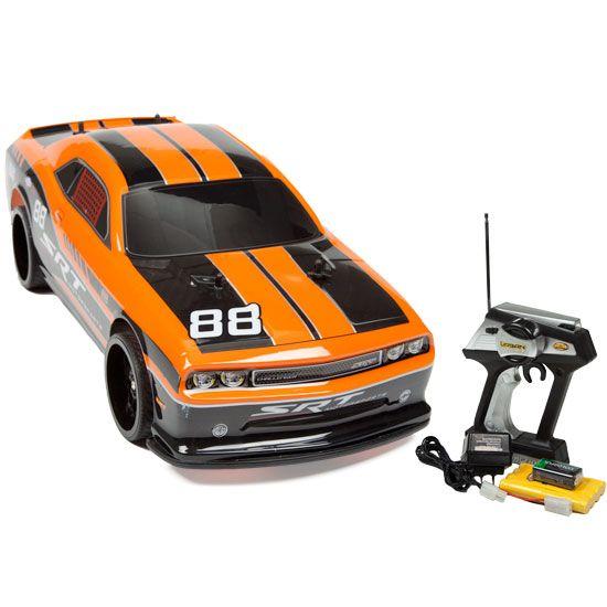 Urban Ridez Dodge Challenger Srt8 1 12 Rtr Electric Rc Car Rc Cars