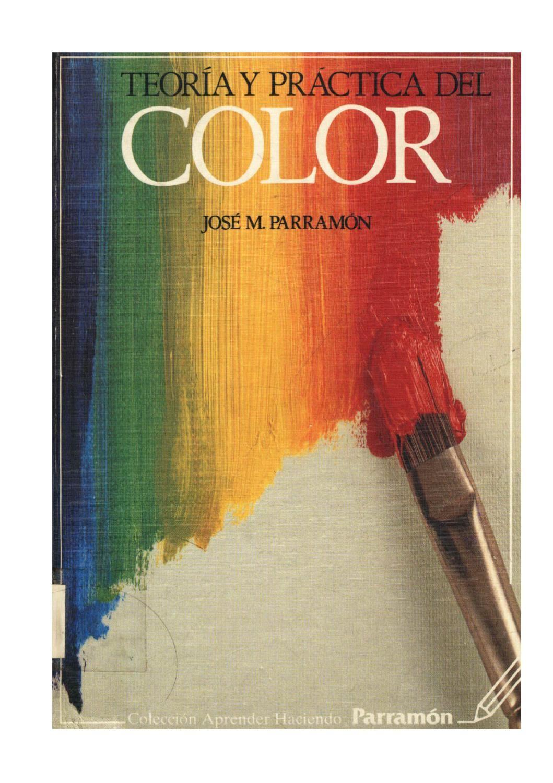 Teoría y Práctica del Color | El color, Color y Libros