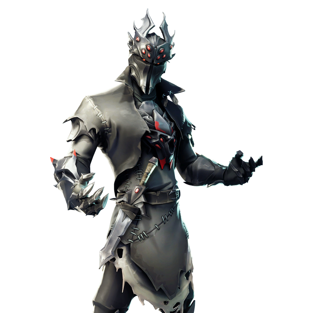 Spider Knigh Skin Fortnite Full Body Png Image Spider Knight Fortnite Knight Outfit