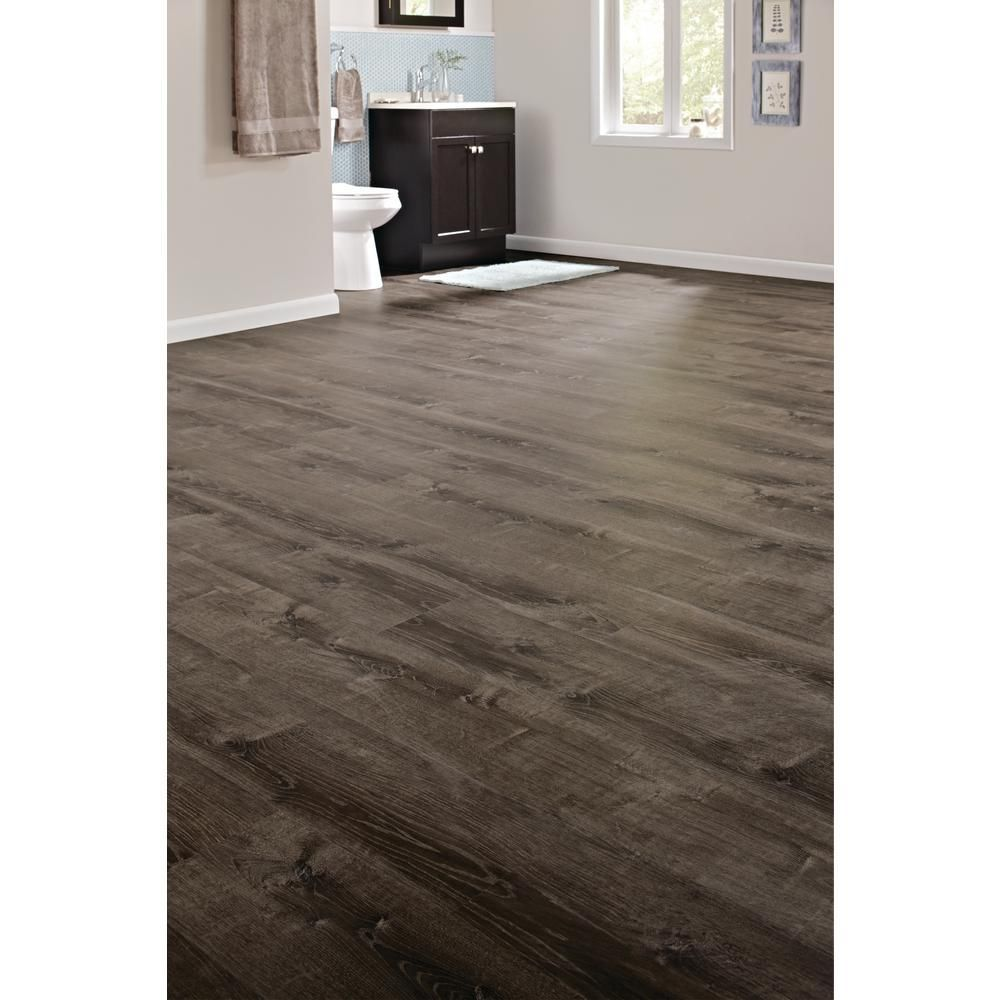 Lifeproof 8 7 in x 47 6 in choice oak luxury vinyl plank for Casa moderna vinyl flooring installation
