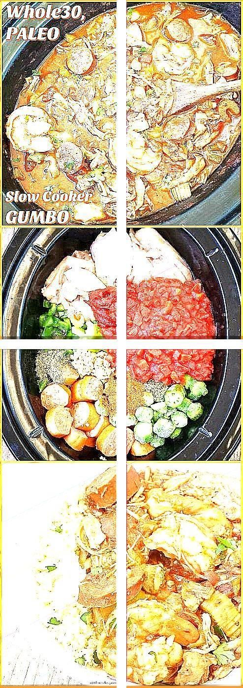 Rival Crock Pot Recipes | Slow Cooker Ratings | Ow Cooker #crockpotgumbo