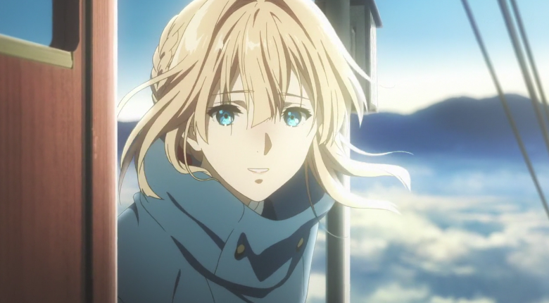 Violet Evergarden Episode 6 Subtitle Indonesia Animasi