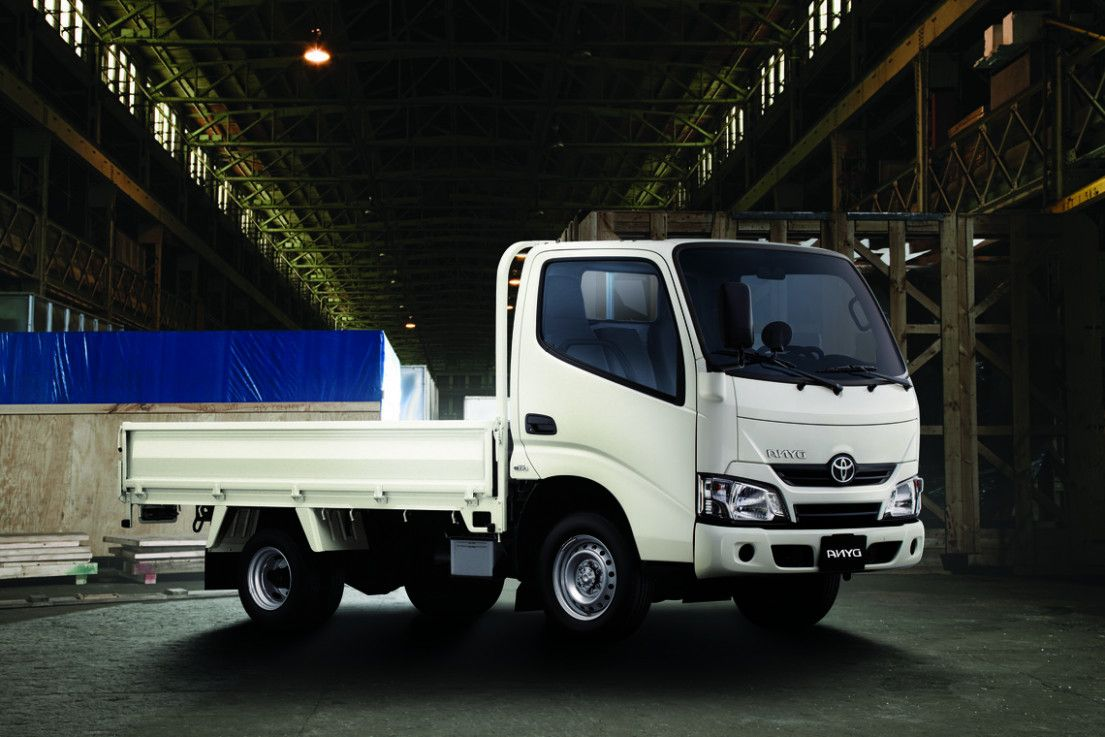 Kelebihan Toyota Dyna Tangguh