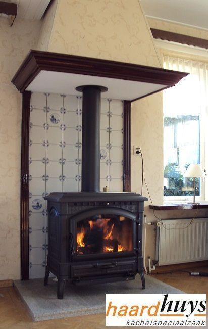 vrijstaande hout cv kachel nordic fire