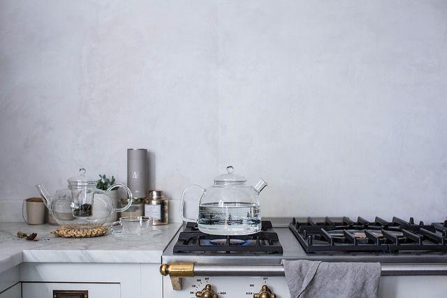 restorative tea hour & a lemon + thyme cornmeal cake - Local Milk Blog Local Milk Blog