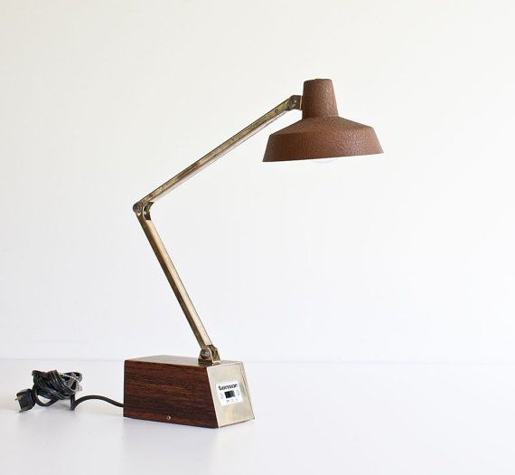Vintage Mid Century Modern Tensor Desk Lamp By Kibster On Etsy 30 00 Desk Lamp Modern Desk Lamp Contemporary Desk Lamps