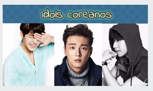 Especial #idols #coreanos #oppas #kpop https://youtu.be/rHUFe-NLwPk