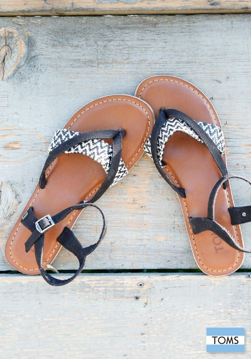abb2d0a2b84 Complement your summer style with a pair of TOMS Lexie Sandals ...