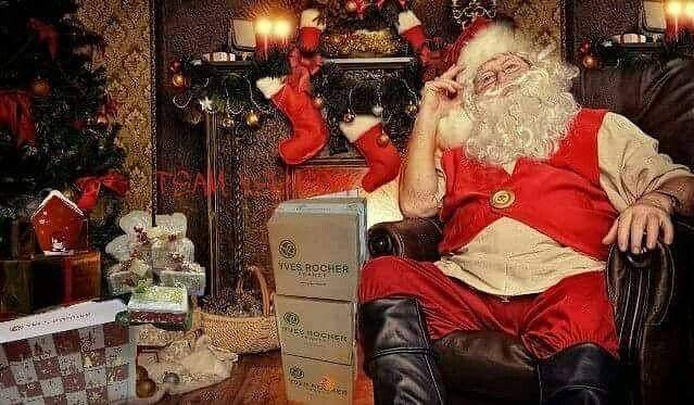 Contattami x i regali di Natale. Yves Rocher emoziona tutti