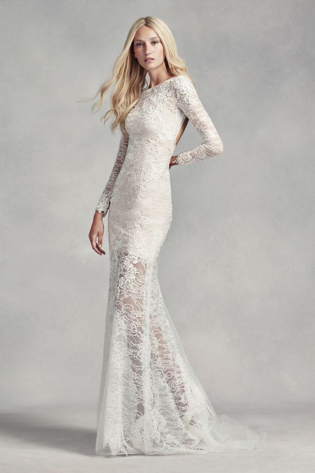 Foto 29 de 17) 50 MEJORES (y asequibles) vestidos de novia para el ...