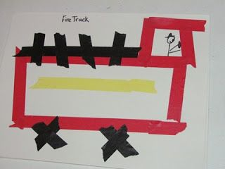 The Good Long Road: Ten for Tuesday: Activities for Fire Prevention Week