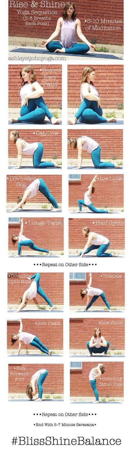 Yoga fitness motivation work outs 67+ ideas #motivation #fitness #yoga