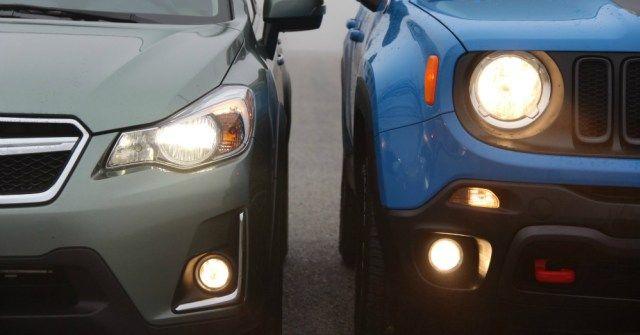 Renegade Vs Crosstrek The Battle Of The Non Posers Chevrolet