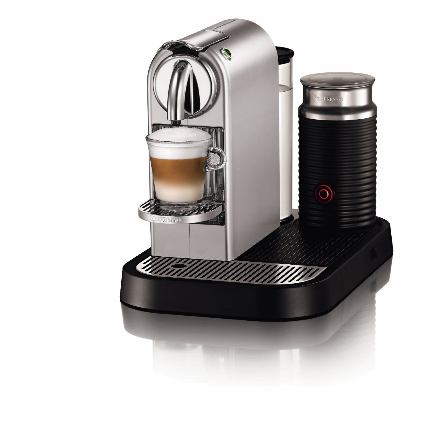 Great little 19bar espresso maker with frother for those