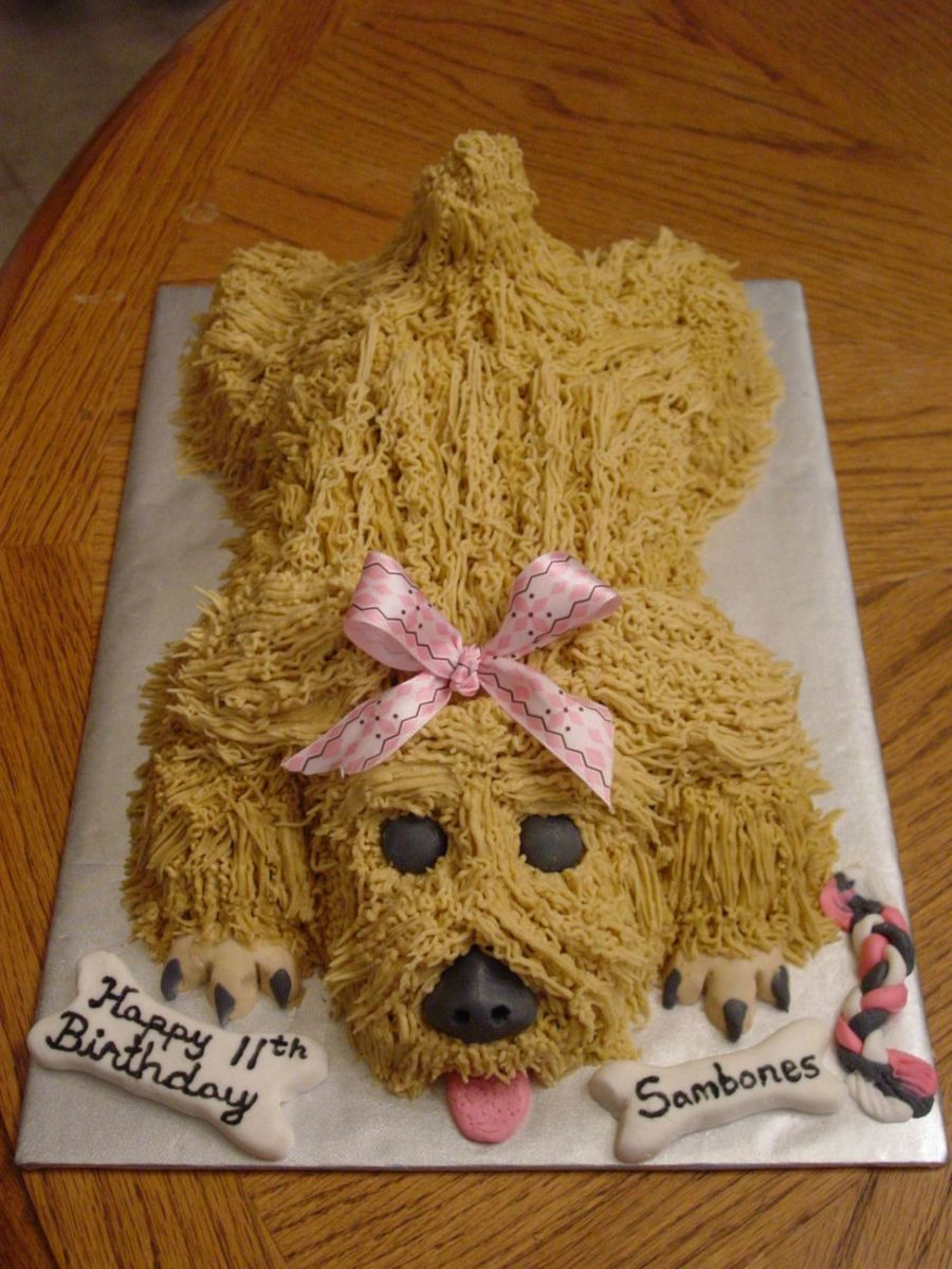 Puppy dog cake thanks to a fellow cc member for the design idea all