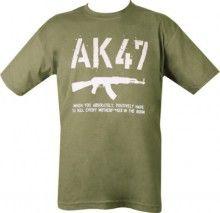 Airsoft Tshirt Ak47 Bb Guns 4 Less Army Humor T Shirt Shirts
