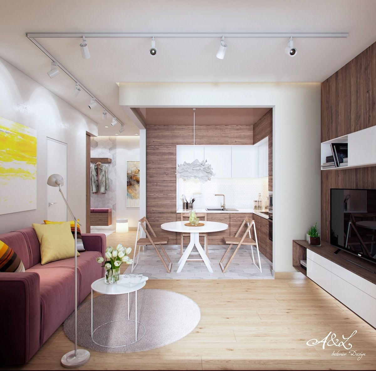 Come Arredare 30 Mq 5 innovative apartment designs that make small areas sing