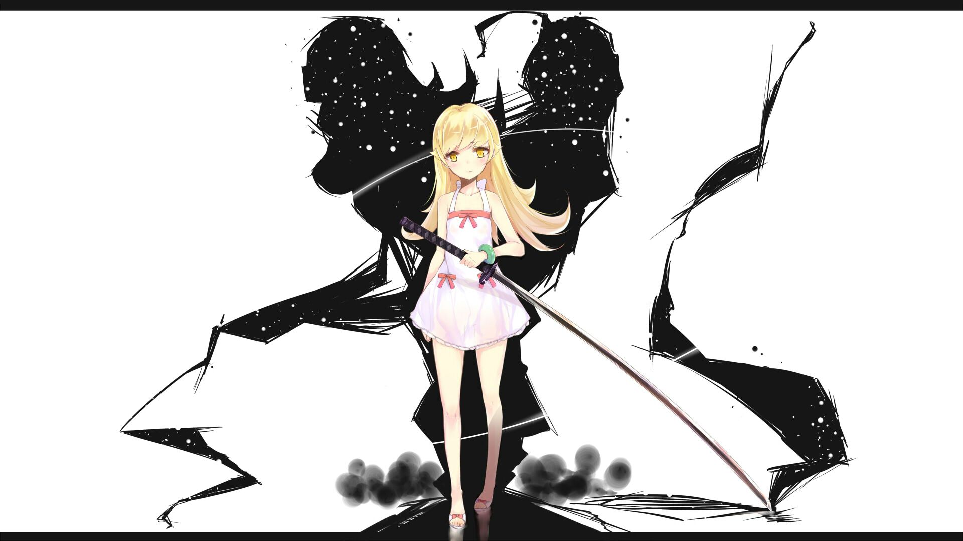 Pin De Darkness Em Girls And Swords Anime Espadas Poster