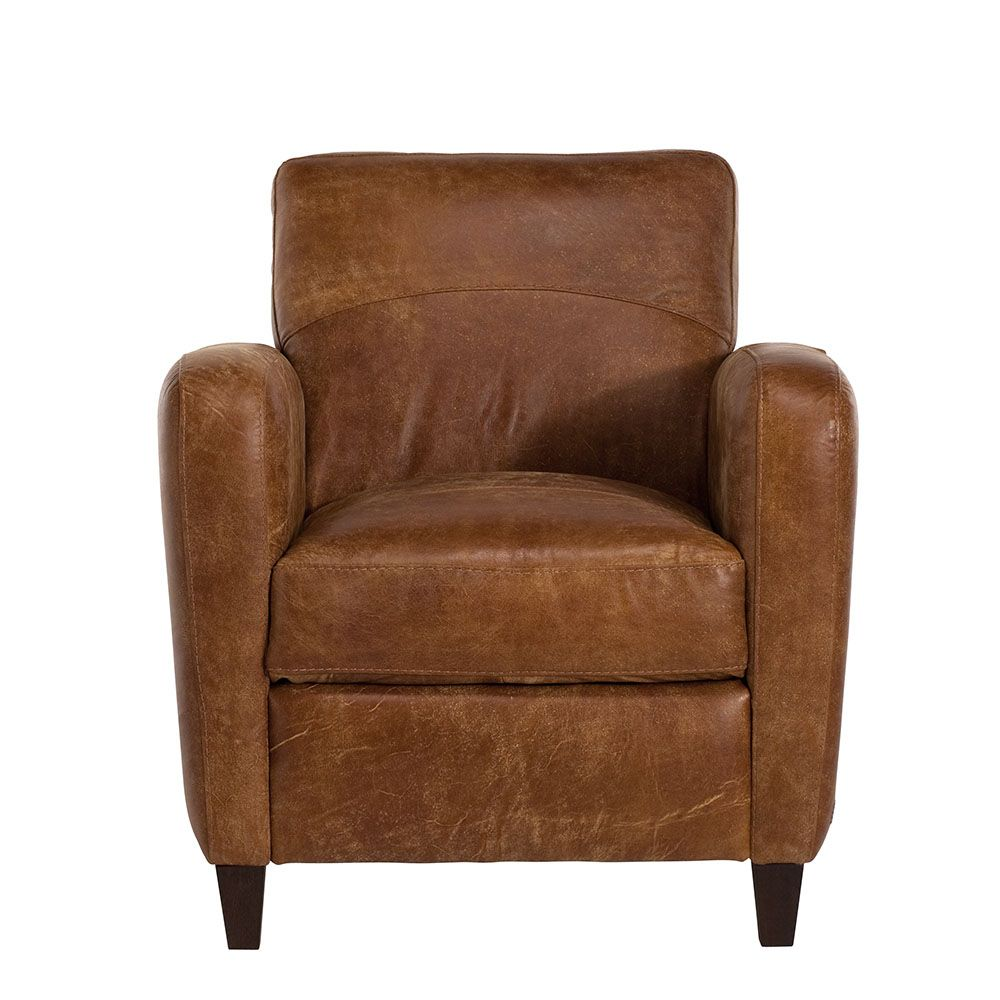 galveston hewlett leather tub chair available online at barker