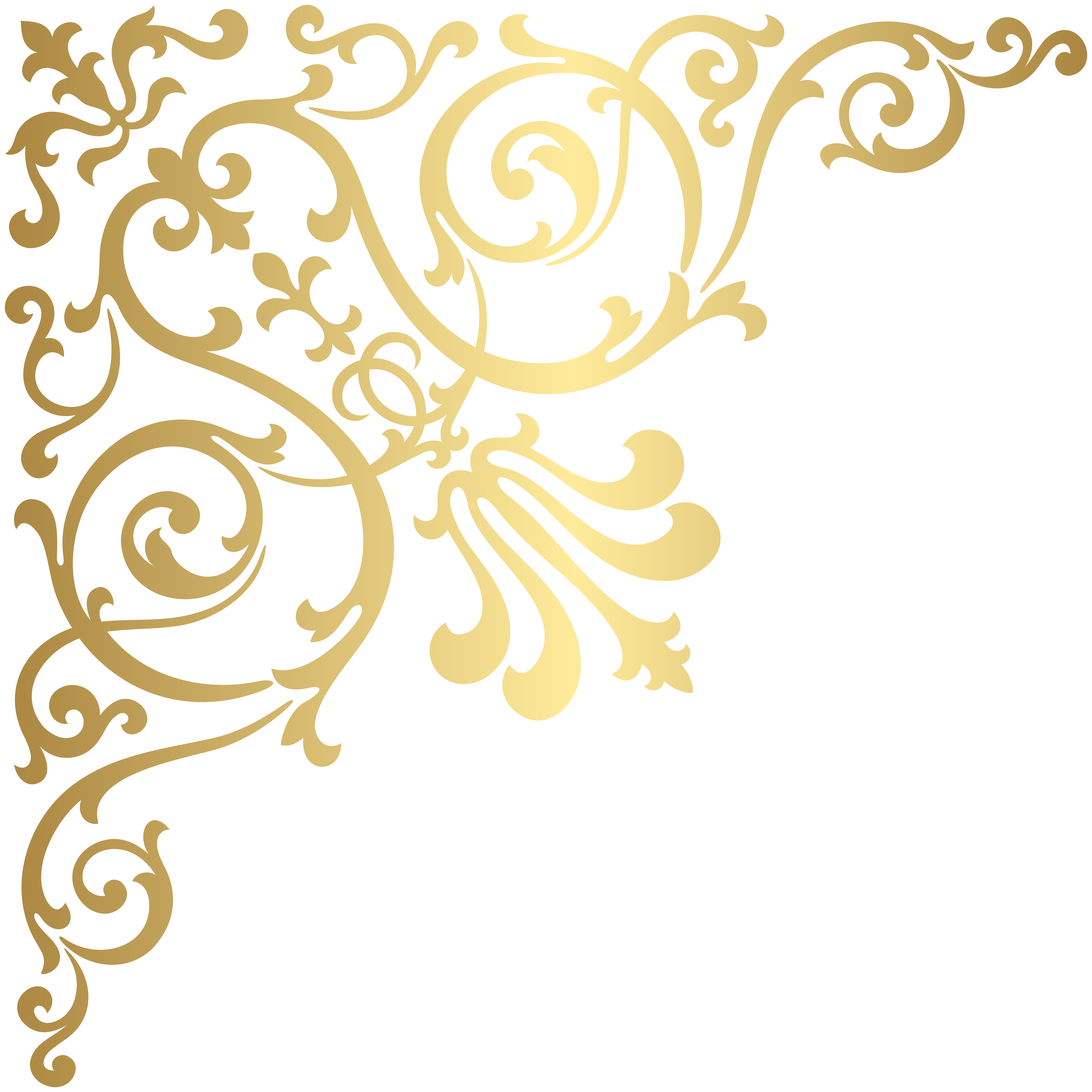 Gold Corner Transparent Png Clip Art Gallery Yopriceville High Quality Images And Transparent Png Free Clipart Free Clip Art Free Art Clip Art