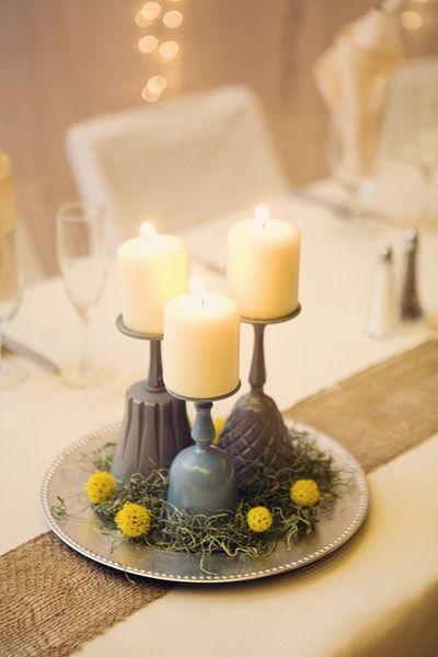 Wedding Decor Dining Room Table Centerpieces Centerpieces Diy Centerpieces
