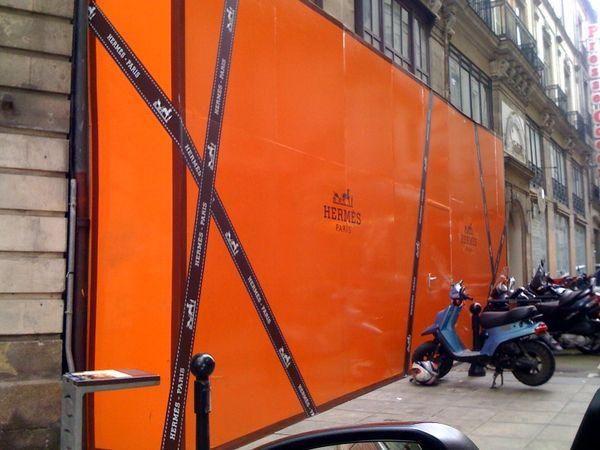 Hermes Prepare La Rentree Avec De Nouvelles Boutiques Paperblog La Rentree Hermes Rue De Sevres