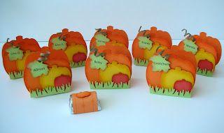 Crafting with Princess Lisa: The Great Pumpkin Blog Hop - Week 6
