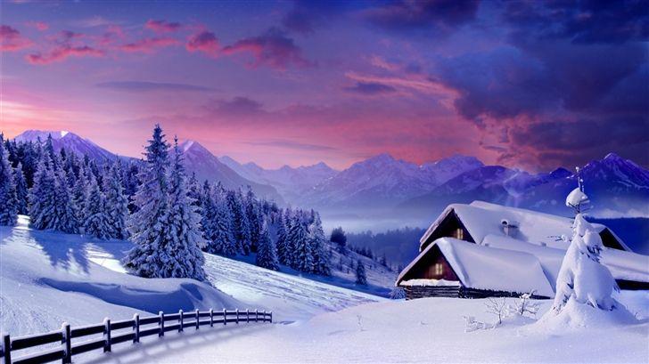Free Winter Mac Wallpapers Imac Wallpapers Retina Macbook Pro