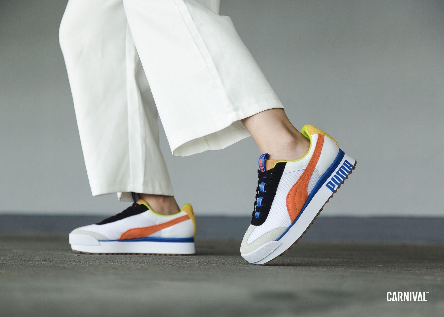628e36f803a Puma Roma Amor Sport | Sneakers: Puma Roma in 2019 | Sneakers ...